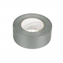 Cloth Duct (Gaffa) Tape Silver 48mm x 50 metre