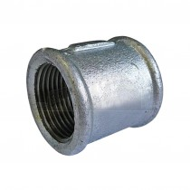 Malleable Iron Equal Socket 1/2""