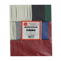 Timco Assorted Plastic PACKERS 200pc (1 to 6mm)
