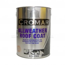 Cromar ALL WEATHER Roofing Compound 5L