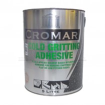 Cromar Cold Gritting Adhesive 5L