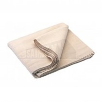 Trade Quality Cotton Dust Sheet 3.7m x 2.7m approx.