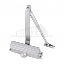 Eclipse 73 Series Door Closer Size 3 SILVER FINISH (Without Cover)