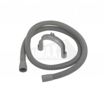 Drain Hose Extendable Washing Machine (Dirty Water) 2 Metre (Outlets 22 & 29mm)