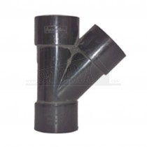 32mm Y-Branch Solvent Black Each
