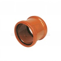 Pipelife Underground 110mm Coupling