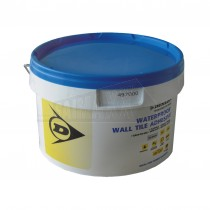 Dunlop Waterproof Wall Tile Adhesive 3.75kg