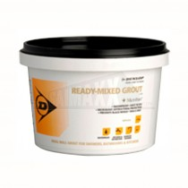 Dunlop Ready Mixed Grout with MICROBAN White 1.5Kg