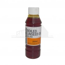 Bartoline Boiled Linseed Oil 250ml