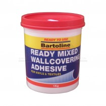 Bartoline Extra Strong Ready Mixed Wallcovering Adhesive 1Kg