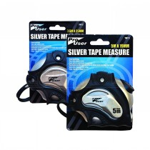 Pro User Silver Tape Measure