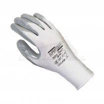 Nitrotouch Gloves Pair Part Dipped Nitrile L/9 Large