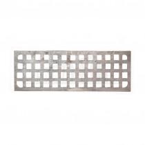 Alloy Air Brick 225 x 75mm (Single Brick Size)