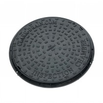 450mm Round PPIC Polypropylene Plastic Locking Cover for Inspection Chambers