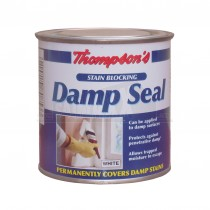 Thompsons Stain Blocking Damp Seal Paint White 250ml
