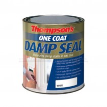 Thompsons One Coat DAMP SEAL White 250ml