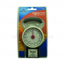Ashley Luggage (Weighing) Scale with Tape Measure