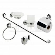 Bathroom Accessories 6pc Set