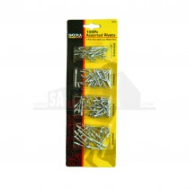 Blackspur 80pc Assorted Rivets Set