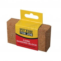 Fit For The Job Cork Sanding Block FFJCSB