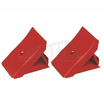 Hilka Wheel Chocks Pair