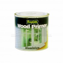 Rustins Aluminium Wood Primer 250ml