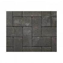 Standard Concrete Block Paving (200x100mm) 50mm Thickness CHARCOAL