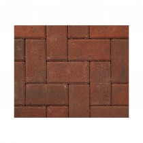 Standard Concrete Block Paving (200x100mm) 50mm Thickness BRINDLE