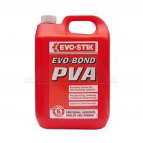 Evo-stik Evo-Bond PVA 5 Litre Can