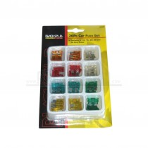 Blackspur 36pc Car Fuse Set