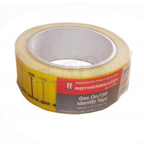 On / Off Identification Self Adhesive Tape