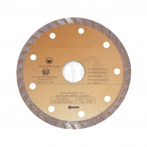 Pro User 115mm Diamond Cutting Disc (Wet & Dry Cutting)
