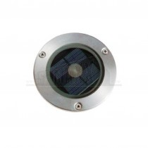 Kingavon Round Solar Deck Light