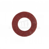 "Red Fibre Tap Connector Washers 1/2"" 10pk"