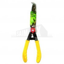 """Green Blade 9"""" Hedge Shears with Plastic Handles"""