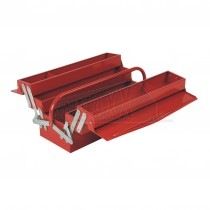Hilka 5 Tray 541mm Cantilever (Metal) Toolbox RED