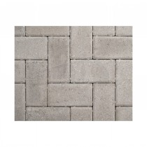 Standard Concrete Block Paving (200x100mm) 50mm Thickness NATURAL GREY