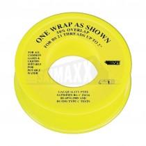Gas PTFE Tape Roll 13mm x 5m