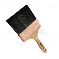 """Amtech 6"""" Wall Brush with Wooden Handle"""