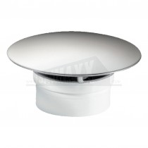 McAlpine 70mm Chromed S/S Mushroom ONLY - STW70SSM