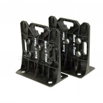 Rack-A-Tiers (Black Cable Reels Dispenser Stand)