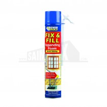 Everbuild Fix & Fill Expanding Foam (Hand Held) 500ml Can
