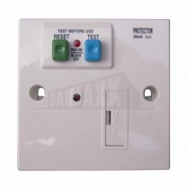 CPN RCD 13amp Fused Spur Connection 30ma