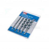 Hilka 5pc Auger Bit Set (Hex Ended 10,13,19,22 & 25mm)