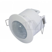 PIR Detector Recessed Occupancy Switch 360deg 1200w