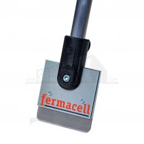 Fermacell Glue Scraper with Long Handle 79017