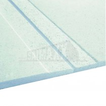 10.0mm x 2.4m x 1.2m Fermacell Tapered Two Long Edges Gypsum Board
