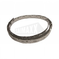 Warmup Inscreed Cable System Metal Fixing Band 25m (10pk)