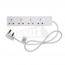 Extension Lead 4g 2m 13amp Unswitched