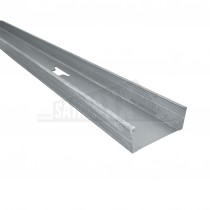 Metal Economy Partitioning C Stud 50mm x 2.4m